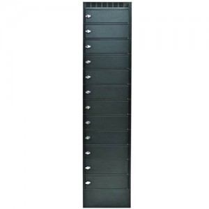 NoteLocker 12 met vrij-instelbaar cijferslot