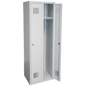 Kleding Locker 2 vaks