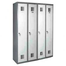 Kleding Locker 4 vaks
