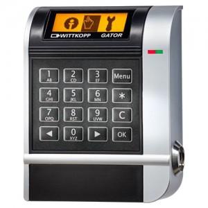 Elektronisch slot 'Gator' (extra naast standaardslot)