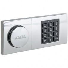Elektronisch slot met noodsleutel (in plaats van standaardslot)